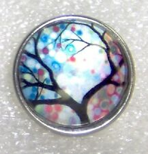 CLASSIC SNAPS SNAP CHUNK CHARMS - TREE OF SPRING