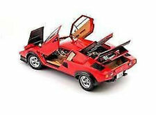 1:18 Kyosho Lamborghini Countach lp500s red Walter Wolf Edition