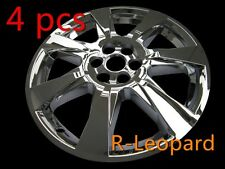 "4pcs CHROME SRX 20"" wheel Covers Full Wheel Skins fits cadillac srx rim Hub Cap"