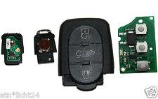 Audi A3 A4 A6 Schlüssel Fernbedienung Klappschlüssel 4D0837231A  N Sendeeinheit