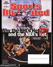 2014 Sports Illustrated LA Kings / San Antonio Spurs HOT Subscription Issue NR/M
