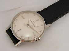 Nice Vintage Eterna Matic Automatic 17J Stainless Men's Wristwatch