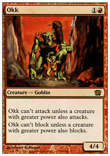 MTG OKK - OKK - 8TH - MAGIC