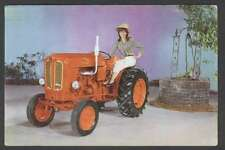 Argentina Tractor FIAT 350 Concord Advertising Postcard