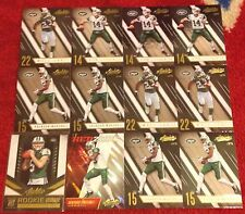 Jets 2016 Absolute  12 Pack  Team + Lot: Christian Hackenberg  Rookie Roundup