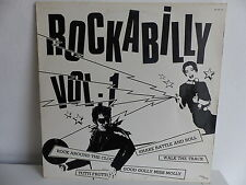 Compil Rockabilly Vol 1 RISING SUN MUSIC Rock around the clock .. RL33116
