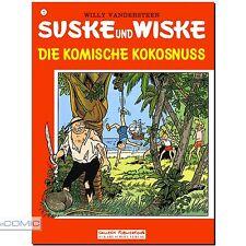 Suske und Wiske 13 Die komische Kokosnuss VANDERSTEEN  9783899083682 LP COMIC