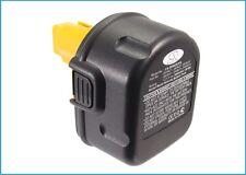 12.0v Batteria per DeWalt dc742ka dc742va dc743ka 152250-27 Premium Cella UK NUOVO