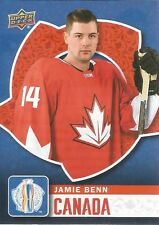 Jamie Benn #WCHA-3 - 2016 World Cup of Hockey - Base