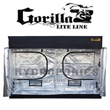 Gorilla Grow Tent - LITE LINE – 4′ X 8′ X 6'7″ - Authorized Retail Store Seller!