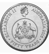 2016 AUSTRALIAN RAM 20 CENT COIN
