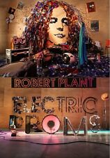 ROBERT PLANT: ELECTRIC PROMS/BY MYSELF/ON LATER BBC DVD led zeppelin jimmy page