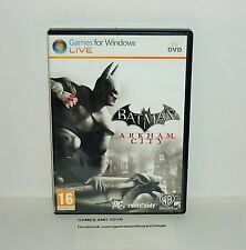 JEU PC BATMAN ARKHAM CITY