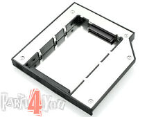 second Hard Disk Drive Caddy 2nd HDD SSD IDE SATA Apple MacBook Pro 17 2007