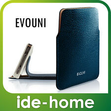 "Evouni Premium Blue Leather Pouch for iPhone (4.7"")"