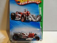 2010 Hot Wheels Treasure Hunt #48 Rat Bomb
