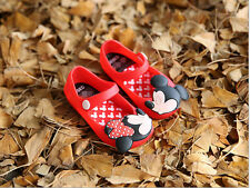UK Summer Cartoon Baby Kids Girls sandals Jelly Shoes Children Shoes SED Toddler