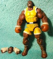 "BALROG yellow *LOOSE Sota Street Fighter 6"" Figure Marvel Legends vs Capcom"