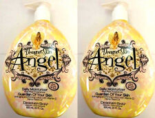 Lot of 2 Designer Skin Angel Moisturizing After Tan Lotion Daily Moisturizer