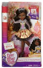 Ever After High Justine Bailarina Muñeca