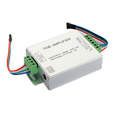 DC 12V 12A RGB SMD 5050/3528 LED Strip Light Signal Amplifier Repeater New