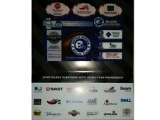 McLean Youth Football US-Nationwide Discount Card (exp. Aug 2015)