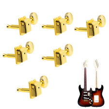 6x Golden Sealed Tuning Pegs Tuners Machine Heads 6R for Electric Guitar Quality