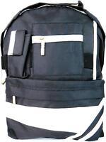 Gola Gola Ex-display 009 Kid's Black And White School Backpack Rucksack Bag New