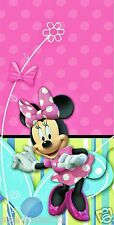 Disney Minnie Mouse Bows Bowtique Plastic Tablecover 1ct Party Decoration Supply