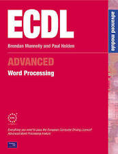 ECDL Advanced Word Processing (Munnelly),