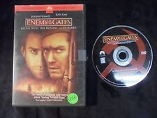 "USED DVD Movies ""Enemy At The Gates""  (G)"