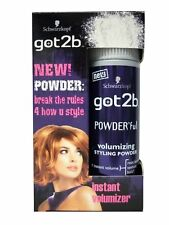 6X Schwarzkopf Got2b Powder'ful VOLUMIZING Styling Powder 10g