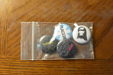 PLACEBO - Set of 4 Badges