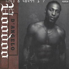 D'Angelo VOODOO 2nd Album VIRGIN RECORDS New Sealed WHITE COLORED VINYL 2 LP