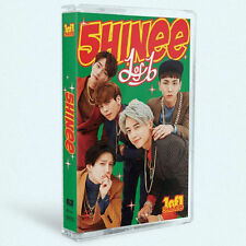 SHINee - 1 of 1 [LIMITED CASSETTE TAPE]  + Extra Photocards Set + Tracking no.