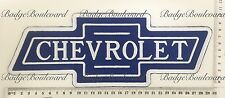 Chevrolet Chevy Bowtie Embroidered Back Patch