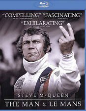 Steve Mcqueen The Man & Le Mans Blu-ray DOCUMENTARYwith Vintage Unseen Footage