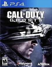Call of Duty Fantasmas PS4 Nuevo Sellado Despacho Rápido