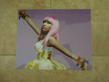 Nicki Minaj Pink Color 8x10 Photo Music Promo