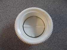 Truma light grey end air outlet for caravan and motorhome blown air pipe BAGO3