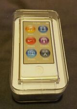 Apple iPod Nano 7th Generation 16 gb Gold 16gb EXCELLENT!!!