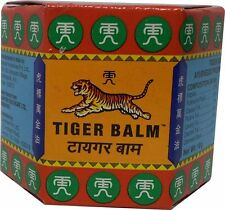 RED ORIGINAL TIGER BALM RELIEF FROM BODY/JOINT ACHES,UK SELLER
