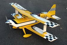 Giant Scale RC AIrplane Printed Plans & Templates  Ultimate Biplane 63 Inch Wing