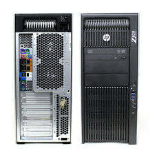 HP Z820 Workstation F1L40UT E5-2667V2 16GB RAM 256GB SSD K5000 Win 7