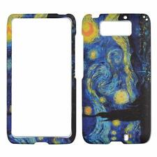 For Motorola Droid Ultra XT1080 Starry Night Plan Case Hard Phone Cover