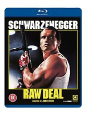 RAW DEAL [Blu-ray Disc] Arnold Schwarzenegger classic movie