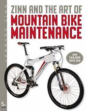Zinn & the Art of Mountain Bike Maintenance