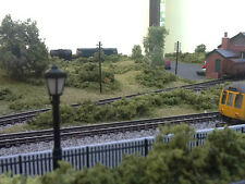 """N gauge 2 Track DC (can Alter To DCC) Model Railway Layout 48""""x 27"""" Avail. NOW"""