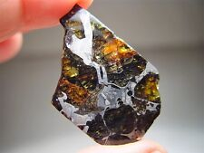 MUSEUM QUALITY! LARGE GORGEOUS CRYSTALS! STABLE! AMAZING ADMIRE METEORITE 15 GM
