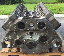 MTU 5580102206, 12V396 Engine Block